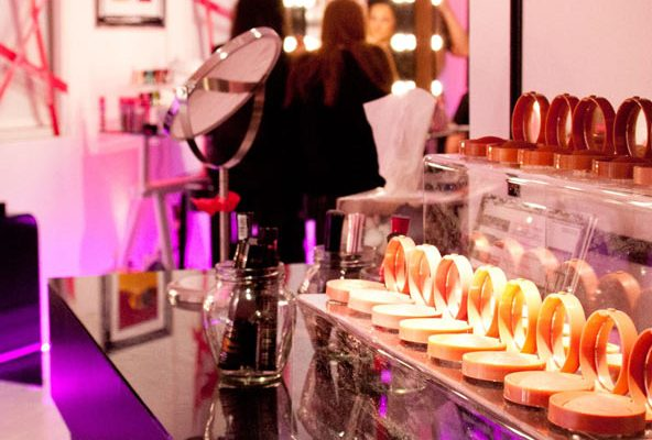Bourjois Boutique pour la Fashion Week