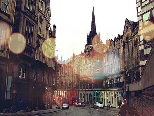 Edimbourg – Out Of London