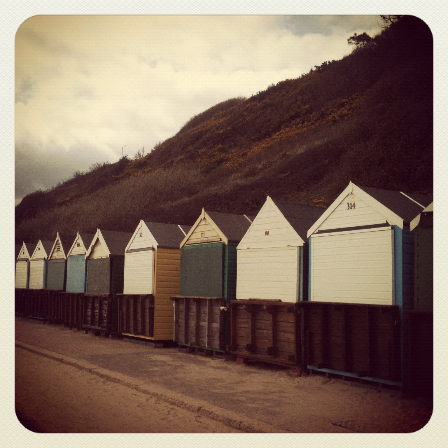 Beach Hut Bournemouth
