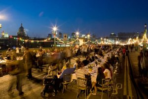 Feast-on-the-bridge-Thames-Festival