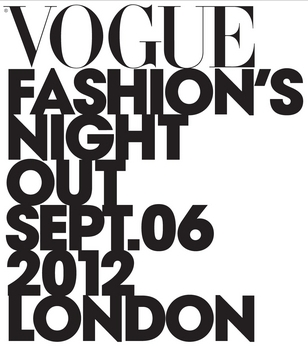 London Fashion Night Out 2012