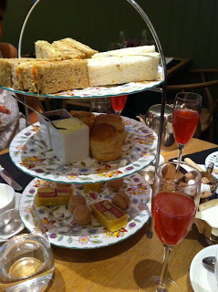 Afternoon Tea St Paul Cathedrale