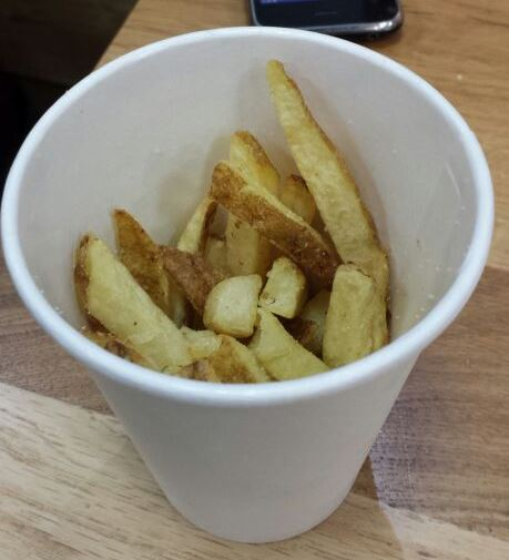 Frites Five Guys