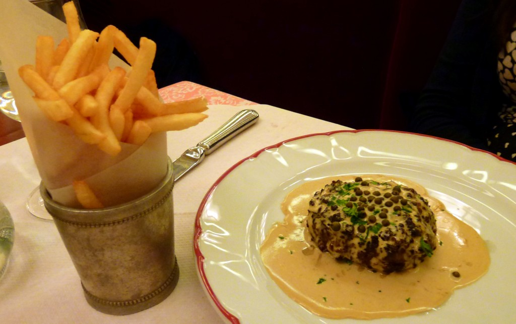 Steak Brasserie Zedel