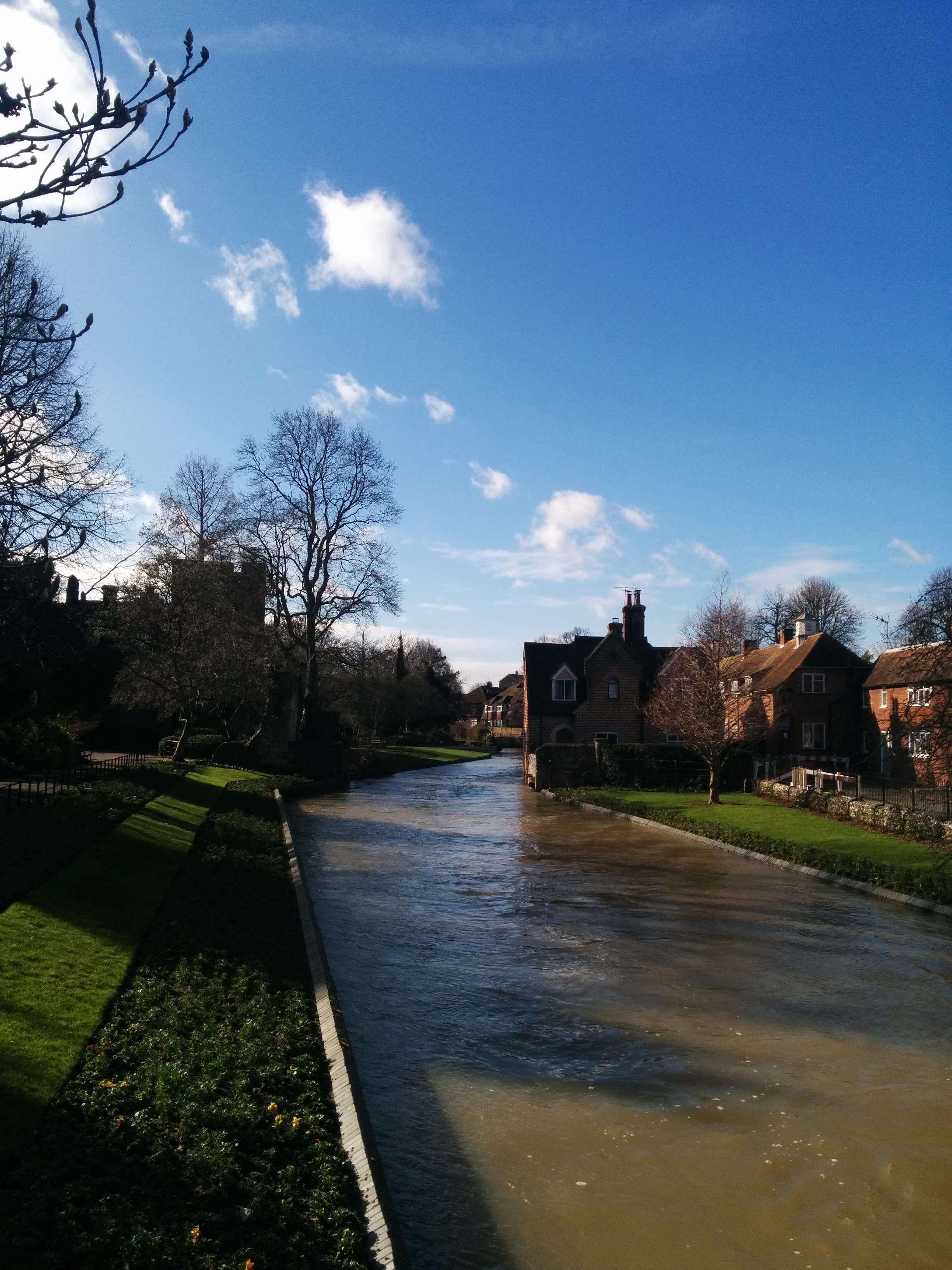 riviere canterbury