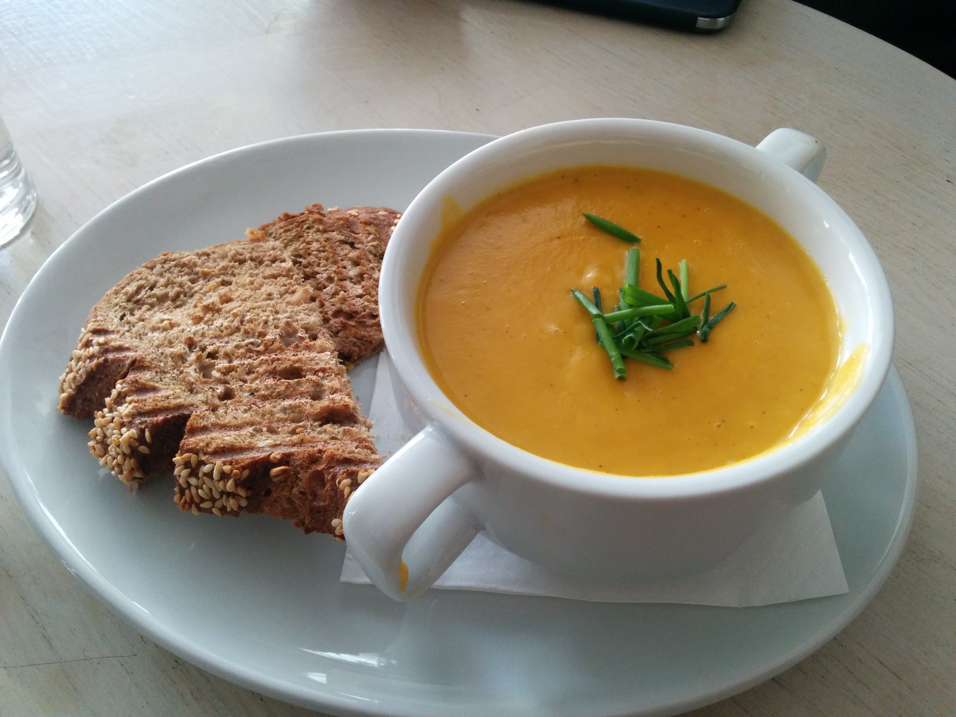 soupe chocolate cafe canterbury