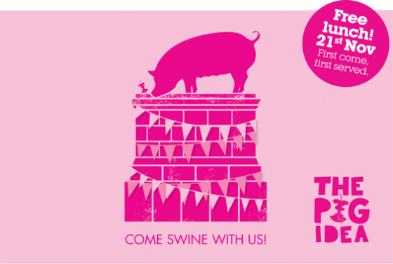 the pig feast