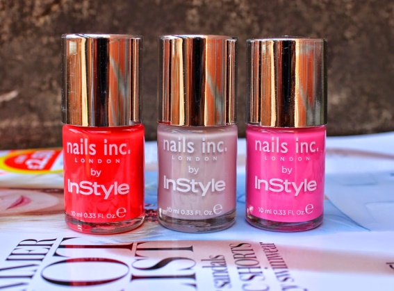 Verns Nails Inc InStyle
