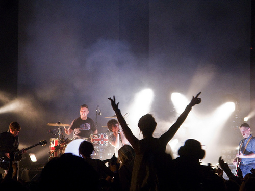 Festival Itunes, ou 30 concerts gratuits