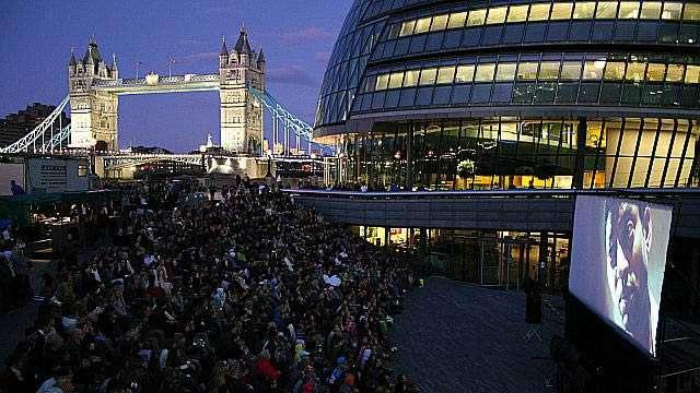 Cinéma gratuit à Londres, le retour !