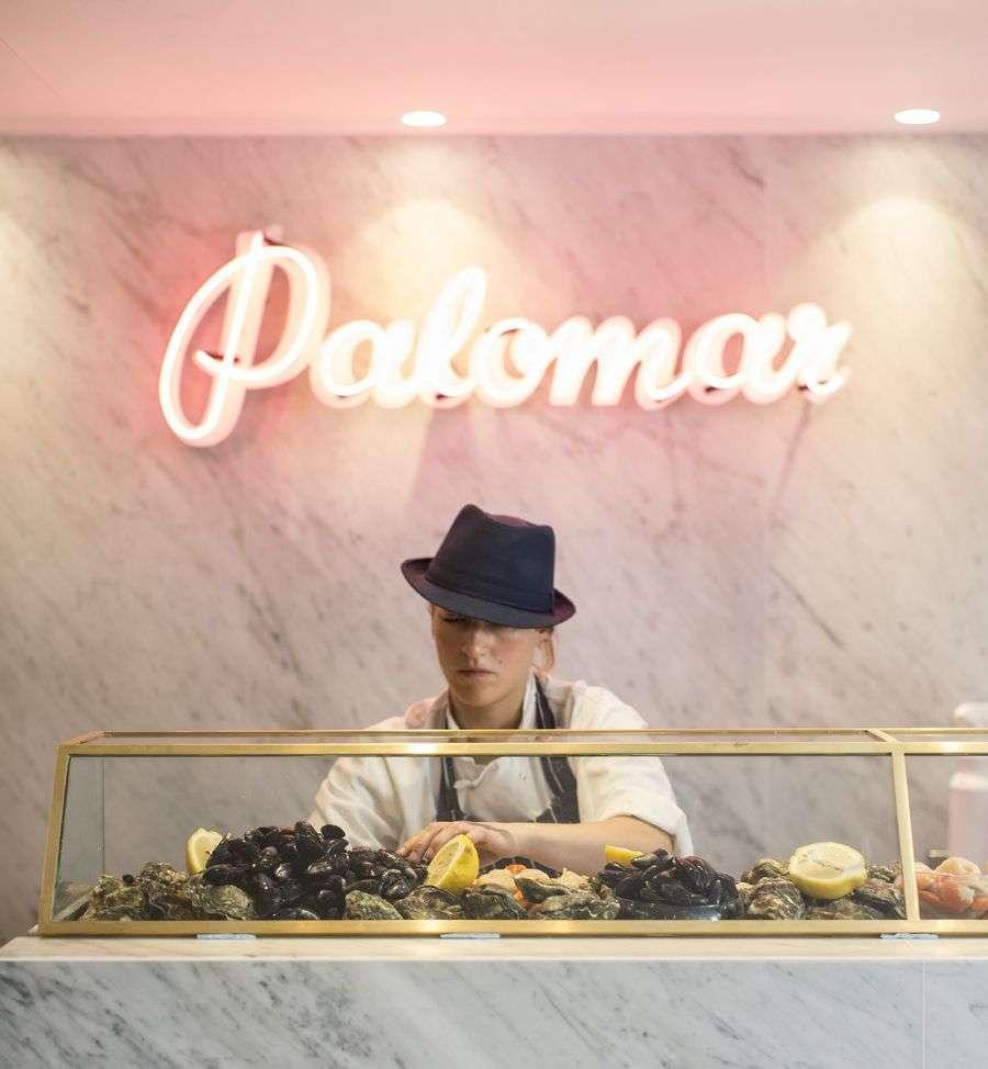 Palomar, le menu inspiré de Jérusalem