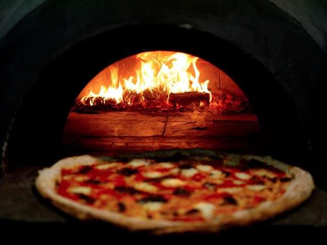 Homeslice – Quête de la meilleure pizza de Londres