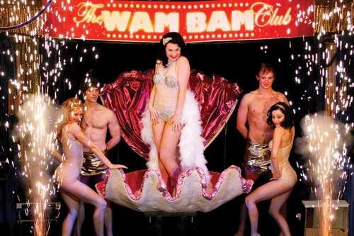 J'ai testé le Wam Bam Club, cabaret burlesque à Londres